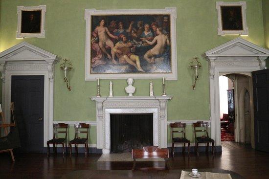 Lacock Abbey: Interior