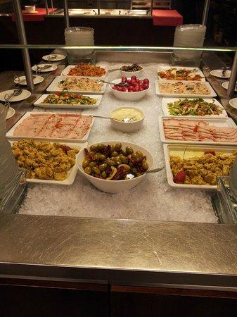 Pizzeria Caruso: banco cibo