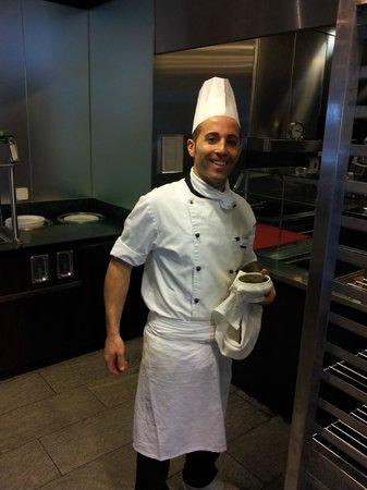 Pizzeria Caruso: cuoco