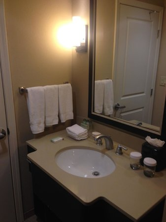 Homewood Suites by Hilton Orlando Airport: Bathroom Sink