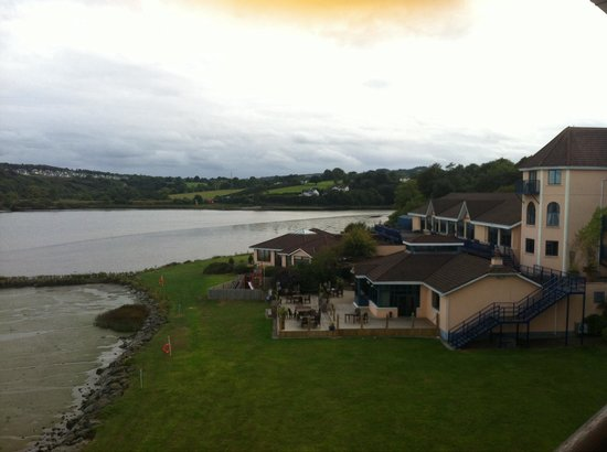 Ferrycarrig Hotel: View from o Reilly suite