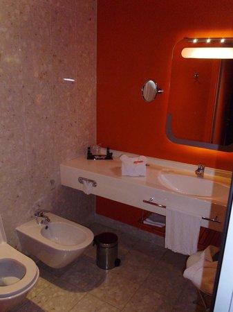 Hotel San Ranieri : Bathroom