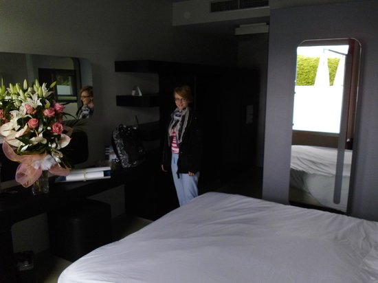 Hotel San Ranieri : Bedroom