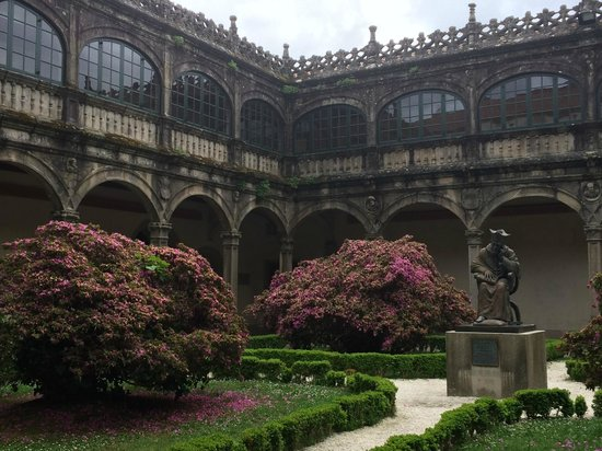 Hotel Compostela : a little gem on route to cathedral