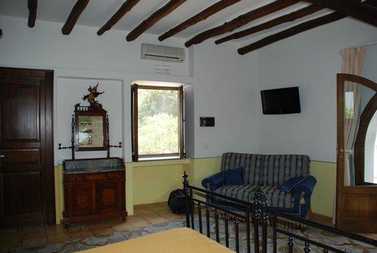 Hotel I Cinque Balconi: suite