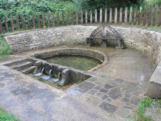Holy Well Walk