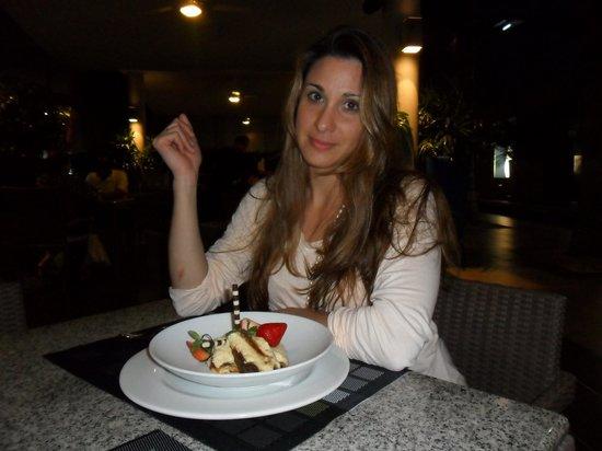 Hotel Riu Plaza Panamá: Cena