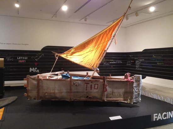 HistoryMiami: refugee raft for 7!