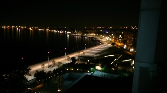 Makedonia Palace: Sea view,west side