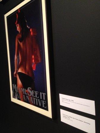 """HistoryMiami: Original """"Miami See It Like a Native"""" Poster"""
