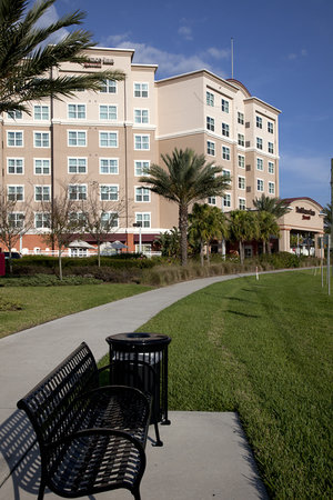 Residence Inn Clearwater Downtown: Property Grounds