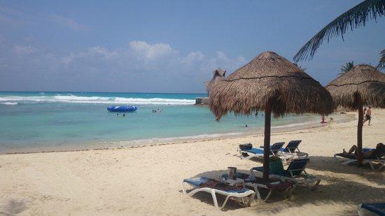 Dreams Puerto Aventuras Resort & Spa: Playa