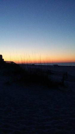 Hilton Garden Inn Orange Beach : Sunrise
