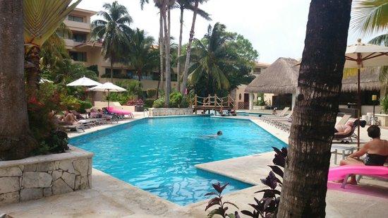Dreams Puerto Aventuras Resort & Spa: Alberca de Adultos