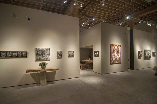 EVOKE Contemporary interior