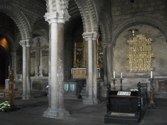 Durham Cathedral: Interno