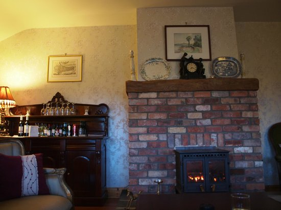 Ard na Breatha Guesthouse: Sitting Room