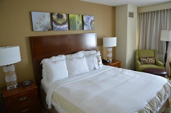 Atlanta Marriott Alpharetta: Room 350