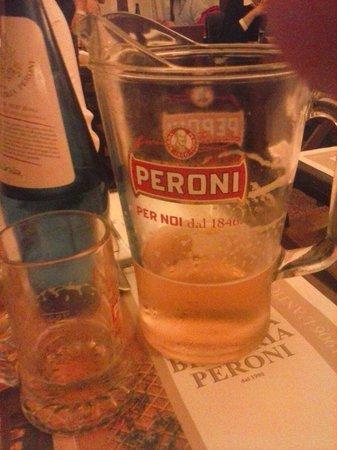 L'Antica Birreria Peroni : ..