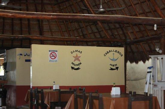 Restaurante Los Pampanos : Restaurant