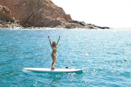 Cabo Adventures: SUP boarding