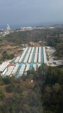 Calisia Hotels & Resorts: Vista aerea