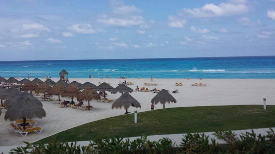 Iberostar Cancun: OCEAN Front Villa beautiful view and so peaceful