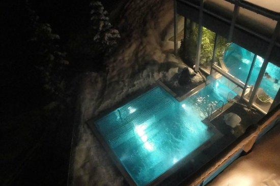Hotel Matterhorn Focus: Aussenpool