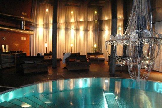 Hotel Matterhorn Focus : Poolbereich