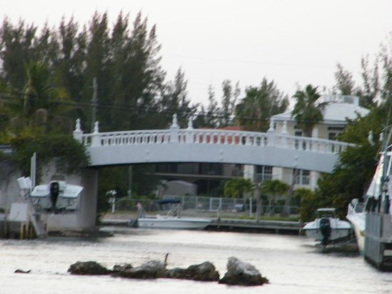 Hawks Cay Resort : Bridges ove rthe Canal