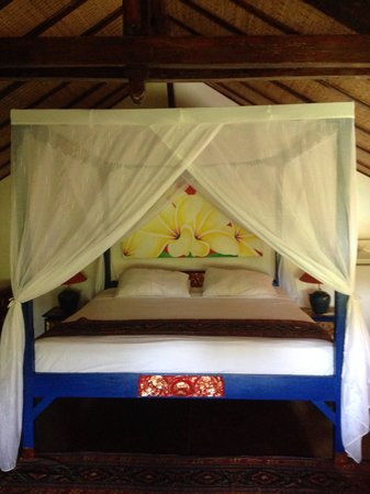 Hotel Puri Cendana: Duplex suite bedroom