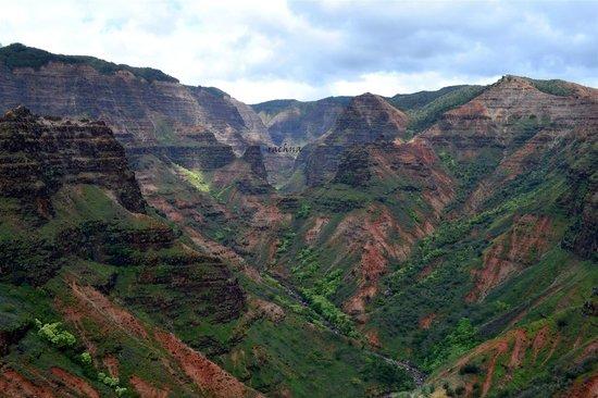 Mauna Loa Helicopter Tours: waimea canyons