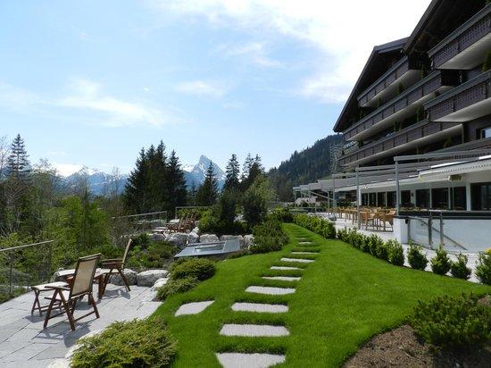 ERMITAGE Wellness- & Spa-Hotel: Hotel