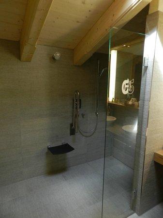 ERMITAGE Wellness- & Spa-Hotel: Bad