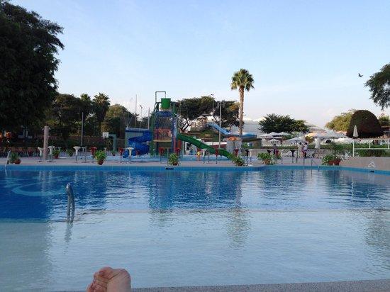 Hotel Las Dunas: Very nice pools