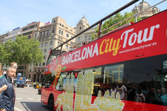 Hotel SB Icaria Barcelona: City tour