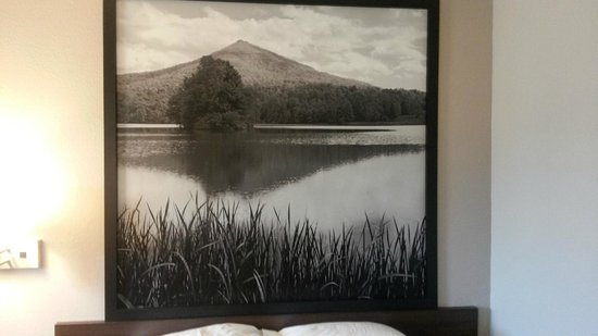 "Super 8 Waynesboro : Other New Headboard+ Picture Frame ""Water"""