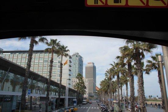 Hotel SB Icaria Barcelona: Bus tour