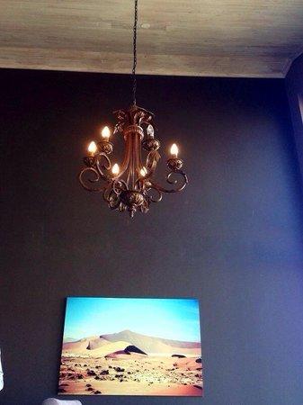 Swakopmund Sands Hotel : Eating hall