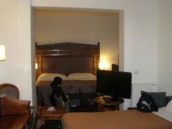 Hotel Nicolo: HABITACION