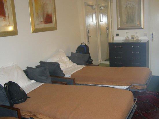 Hotel Nicolo: CAMAS