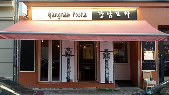 Photo of Asian Restaurant Gangnam Pocha at Hagenauer Str. 9, Berlin 10435, Germany