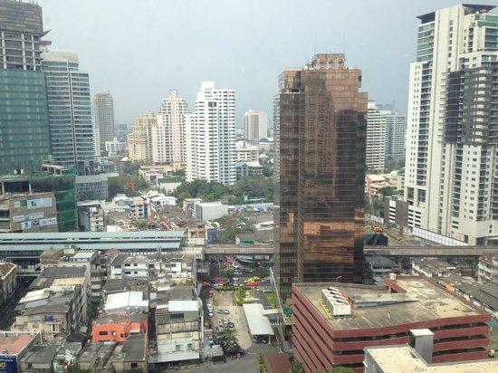 Hilton Sukhumvit Bangkok: Nice vistas