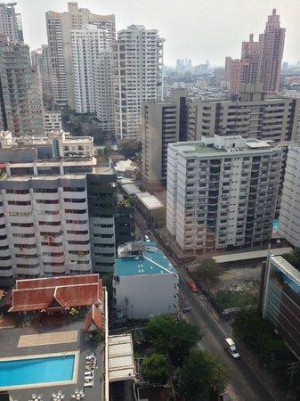 Hilton Sukhumvit Bangkok: Vista