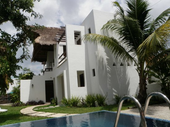 Villas El Encanto: just a view