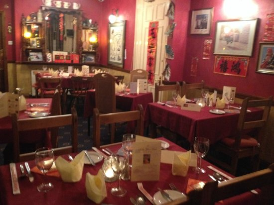 The Sulby Glen Hotel: Chinese New Year At The Sulby Glen