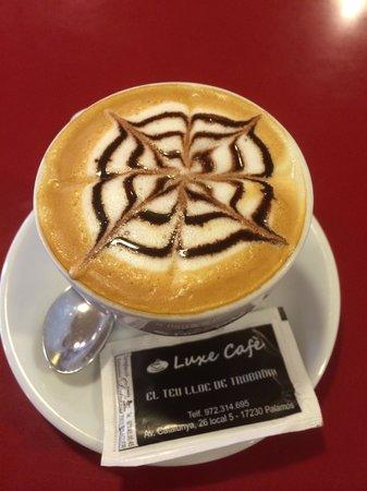 Luxe Cafè: Capuccino