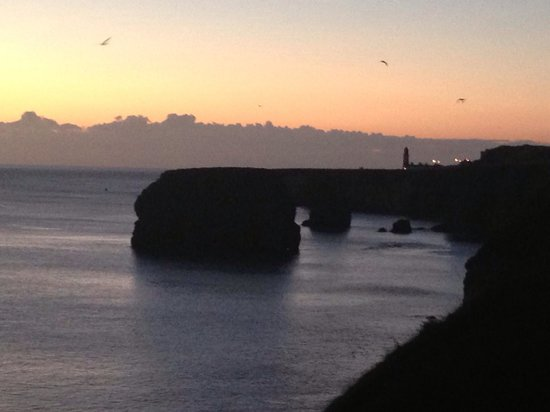 South Shields, UK: Sunrise is worth getting up for