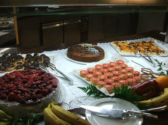 Fanabe Costa Sur Hotel: Choice of Sweets/Desserts