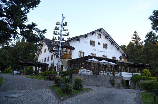 Hotel Ritta Hoppner: Fachada do prédio principal